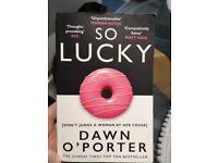 So lucky by dawn porter