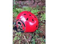 Saltrock bike / skateboard helmet