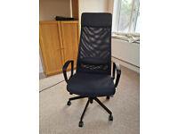 IKEA Office Chair - MARKUS RRP £150