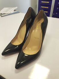 Black Heels Size 3