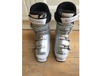 Lange Womens Ski Boots size 26.5 (UK 7.5) Good Condition