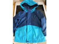 Immaculate condition 3-4 yr old water proof coat