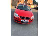 Volkswagen, POLO, Hatchback, 2005, Manual, 1198 (cc), 3 doors