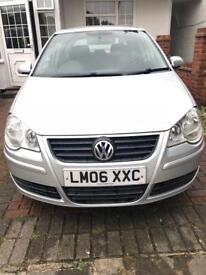 Volkswagen Polo 1.4 5dr