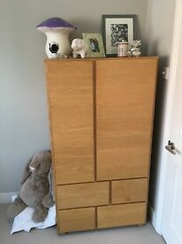 Solid Children's Cupboard