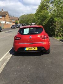2014 top of the range Renault Clio - offers considered