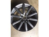 Vauxhall corsa vxr alloy for sale only got one £120 call 07860431401