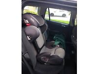 Kiddy Car seat Cruiser fix pro