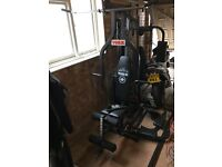 York Multigym, three fitness stations, 210kg weight stack, free to good home - buyer collects! :)