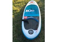 Red Ride 10'6 inflatable standup paddle board SUP