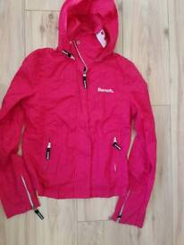 Two ladies bench jackets size m