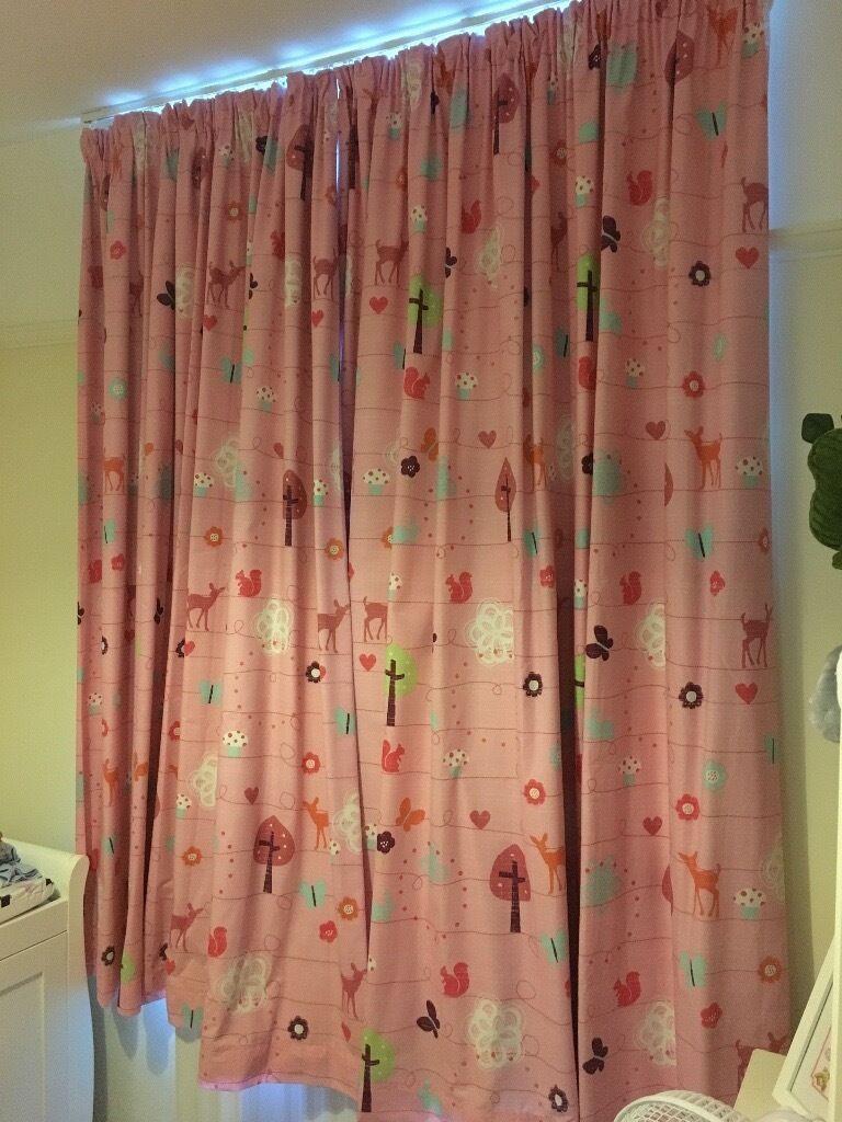 Next Pencil Pleat Curtains