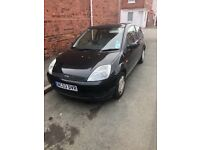 Ford Fiesta finesse, very low mileage for its age. Brand new mot, lovely to drive. Ideal first car