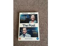 The Post - Blue Ray dvd
