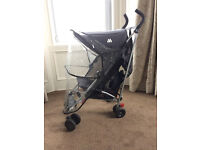 Maclaren Globetrotter Pushchair / Buggy £40 (used - great condition)