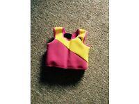 Life vest 3-5years