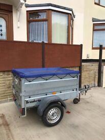 Brenderup trailer
