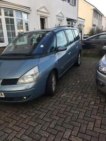 Renault Grand Espace Initial 2.2 DCI - 2004 - Great Condition - 7 seater