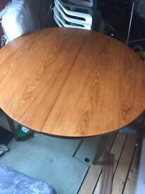Table and chairs dining room set