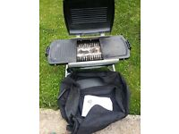 Barbeque Gas Portable Oven Type With Pull Outs