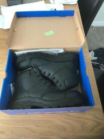 Pro man safety boots