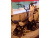 2 brand new folding bikes £1oo each