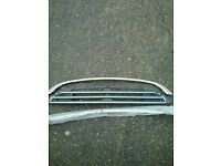Front grill for mini