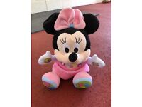 Musical Minnie Mouse