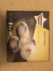 Tommee Tippee Electric Breast Pump - NEW