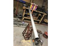 Storage tube ,very light and stronge