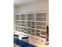 Children's Playroom Modular Storage Units