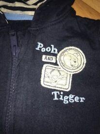 Disney Tigger zipper 6-9 months