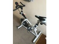 Exercise / Spin Bike - Excellent Condition
