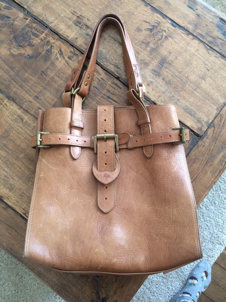 6c196486e89f Mulberry Elgin Leather bag