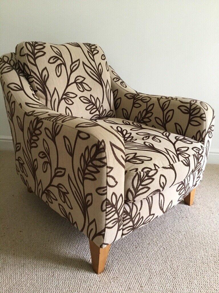 M&S small armchair | in Cheltenham, Gloucestershire | Gumtree