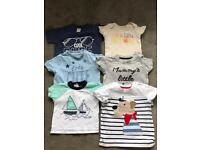 Boys clothes tiny baby - 3 months