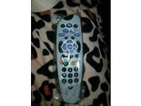 Sky tv remote new