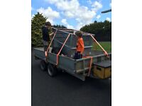 Trailer Ifor William builders 12.x6