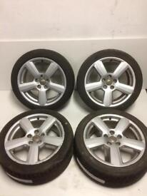 Audi A4 17'inch Alloy Wheels