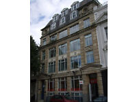 Modern office to let in period building Cardiff Bay