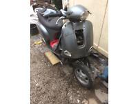 Vespa Et4 125 cc