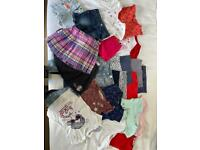 Bundle of clothes for 8 years old girls