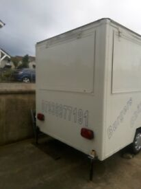 Catering trailer forsale