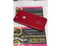  iphone 8 64GB Red Unlocked