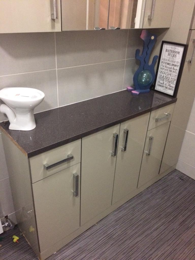 Symphony Bathroom Furniture