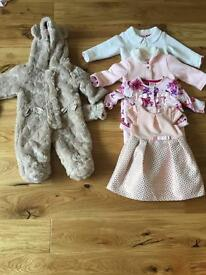Ted Baker Baby Girl Bundle