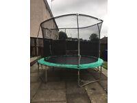 Free trampoline