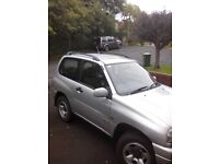Suzuki grand vitara 53 plate immaculate. Maintained regardless of expense Genuine ultra reliable car