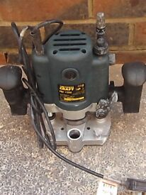 Power Craft 1200w router for sale