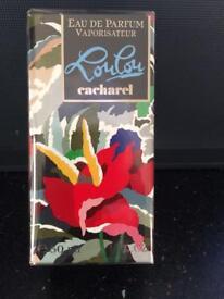 Brand New, Lou Lou Perfume By Cacharel